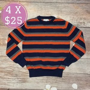 Cherokee striped sweater